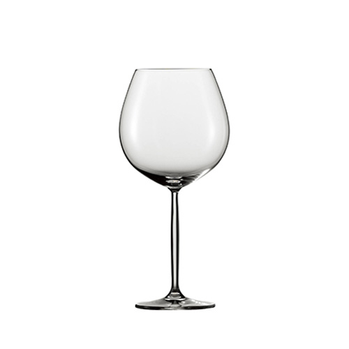 [30072] ツヴィーゼル ワイン ワイングラス ディーヴァ ブルゴーニュL  最大径116×高さ248 6脚 839cc 【送料無料】【メーカー直送のため代引不可】