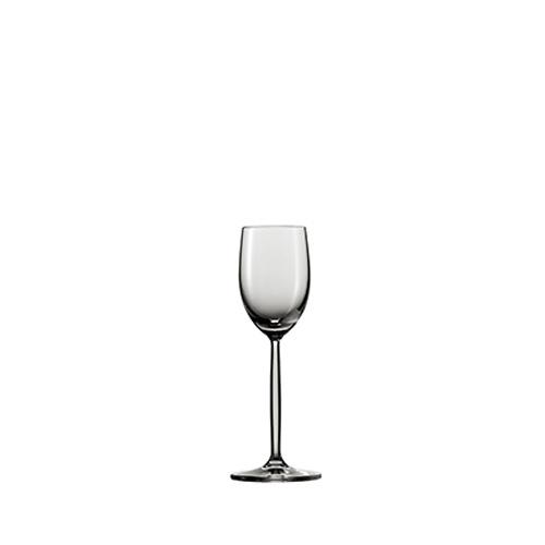 [30082] ツヴィーゼル ワイン ワイングラス ディーヴァ リキュール  最大径60×高さ165 6脚 80cc 【送料無料】【メーカー直送のため代引不可】
