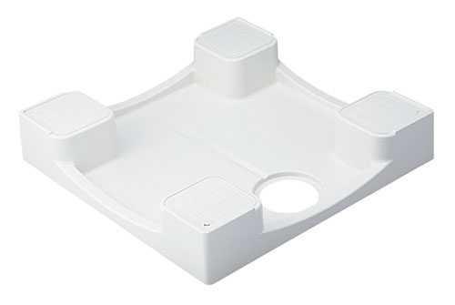 カクダイ 洗濯機用防水パン ホワイト 【品番:426-411-W】