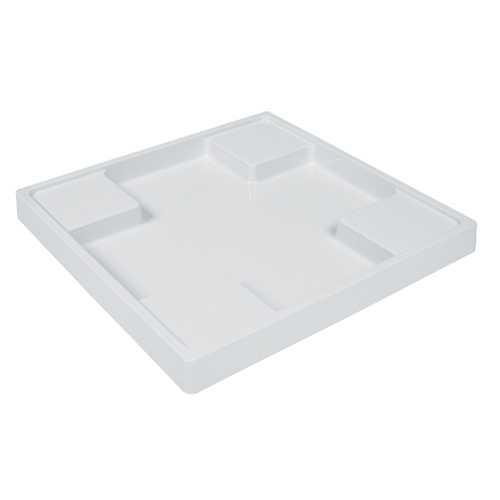 カクダイ 洗濯機用防水パン ホワイト 【品番:426-415】