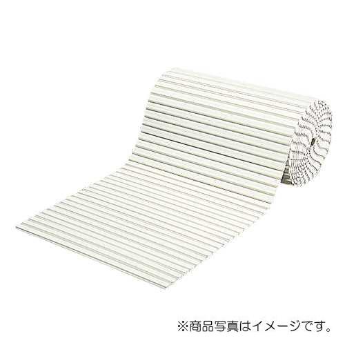 カクダイ シャッター式風呂フタ(アイボリー) 【品番:2490C-700X10】