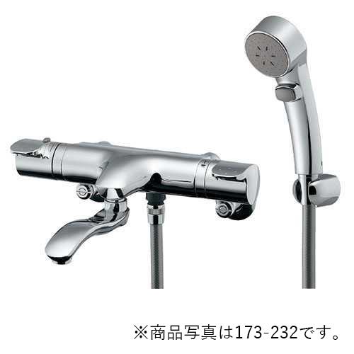 カクダイ サーモスタットシャワー混合栓 寒冷地用 【品番:173-232K】