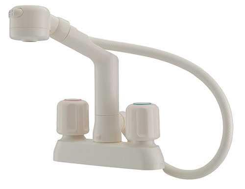 一般地用 2ハンドル混合栓(シャワーつき) カクダイ 【品番:151-215】