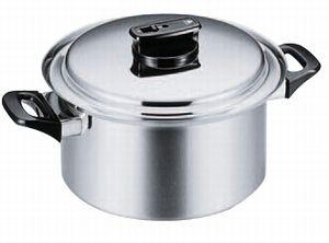 パナソニック ウルシヤマ深型両手鍋 【品番:AD-KZ22R20】