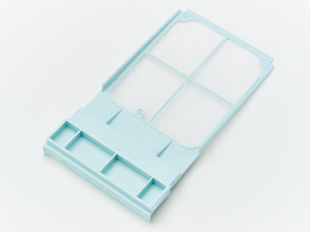 メール便対応 パナソニック お求めやすく価格改定 セットアップ 洗濯機 乾燥フィルターB 品番:AXW2258-7DC0
