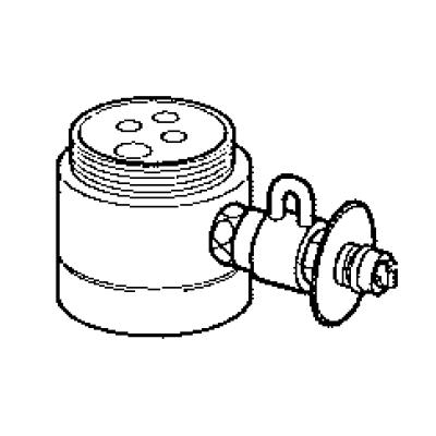 パナソニック 分岐水栓 【品番:CB-SL6】