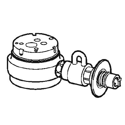 パナソニック 分岐水栓 【品番:CB-SSH8】
