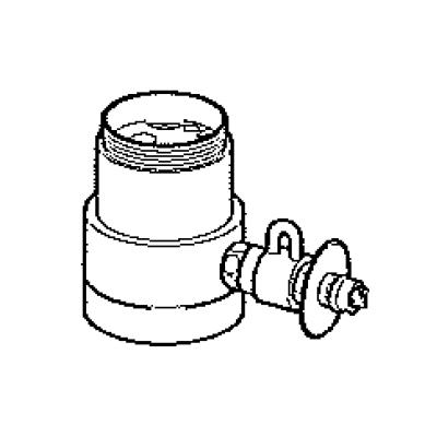 パナソニック 分岐水栓 【品番:CB-SKC6】