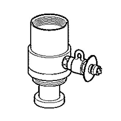 パナソニック 分岐水栓 【品番:CB-SKD6】