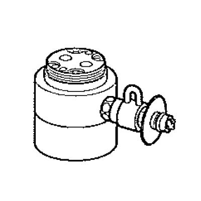パナソニック 分岐水栓 【品番:CB-SKE6】