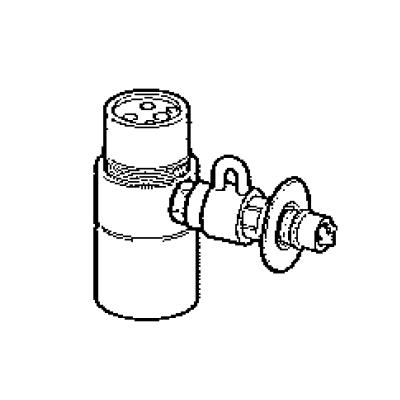 パナソニック 分岐水栓 【品番:CB-SMG6】