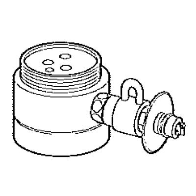 パナソニック 分岐水栓 【品番:CB-SJB6】