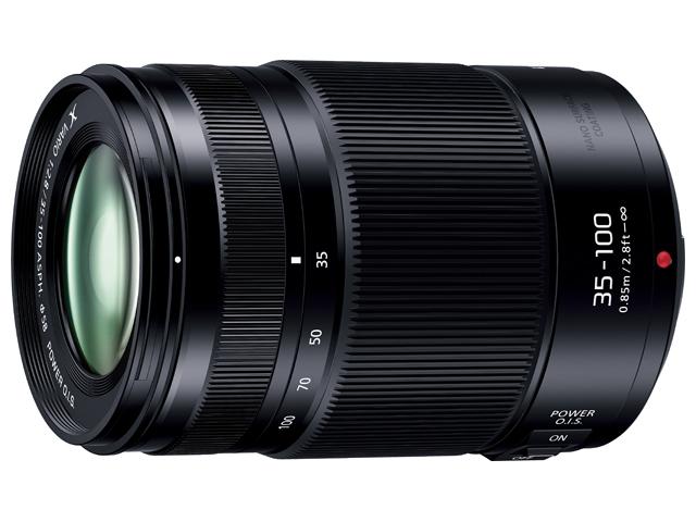 パナソニック デジタル一眼カメラ用交換レンズ(望遠ズームレンズ) 【品番:H-HSA35100】