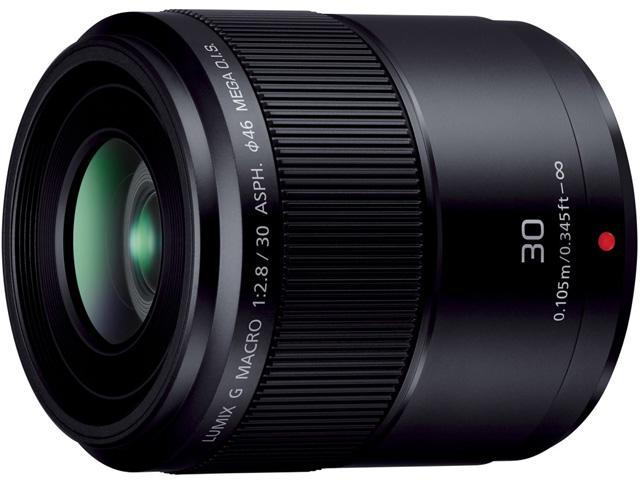 パナソニック デジタル一眼カメラ用交換レンズ(マクロレンズ) 【品番:H-HS030】