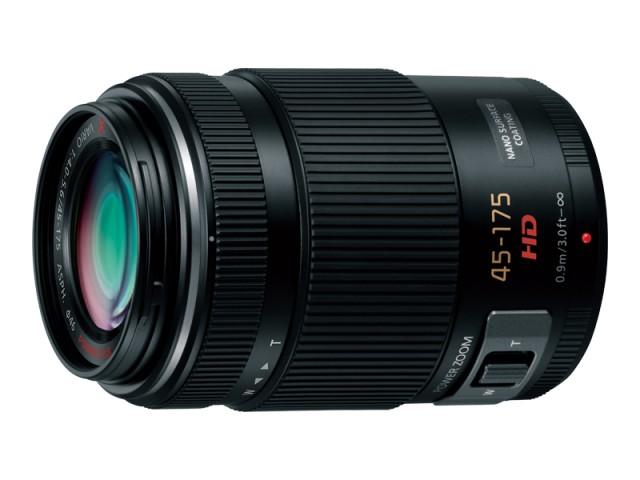 パナソニック デジタル一眼カメラ用交換レンズ(望遠ズームレンズ:ブラック) 【品番:H-PS45175-K】