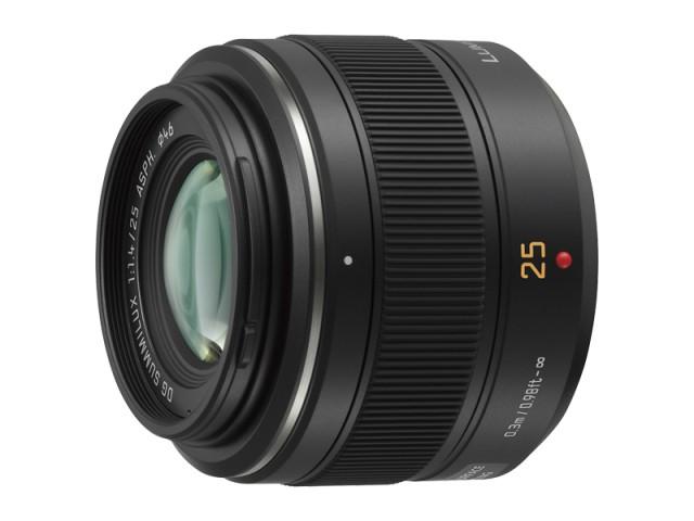 パナソニック デジタル一眼カメラ用交換レンズ(単焦点レンズ) 【品番:H-X025】