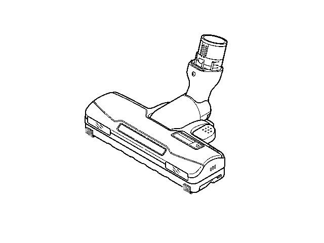 パナソニック 床用ノズル 【品番:AMV85P-FK08】