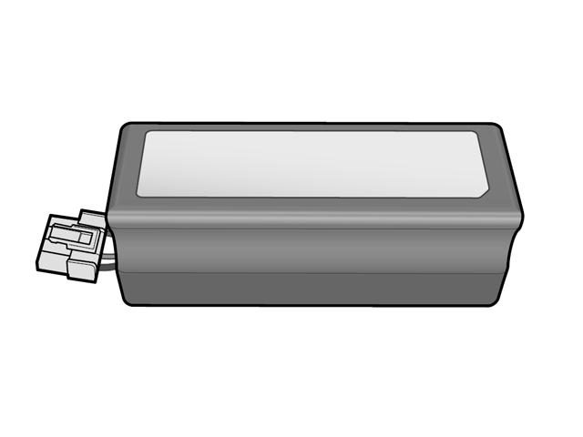 パナソニック 充電式リチウムイオン電池 【品番:AVV97V-TU】●