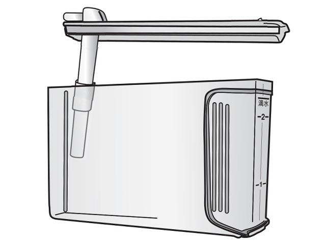 パナソニック 信託 お中元 給水タンク 品番:A060Q-1T70
