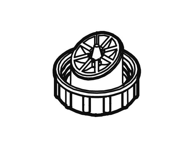店内全品対象 お見舞い パナソニック 給水タンクキャップ ◯ 品番:EHSA95W3187