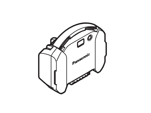 パナソニック 掃除機 充電式リチウムイオン電池 【品番:AMV97V-GM】