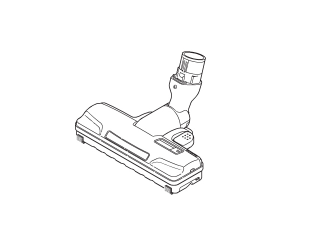 パナソニック 床用ノズル 【品番:AMV85P-E708D】