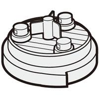 シャープ 掃除機用 セール価格 品番:2173370508 高性能プリーツフィルター 大人気
