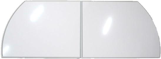 タカラスタンダード 組み合わせ式風呂フタ(2枚組) フロフタMVA-16W 【品番:41003577】