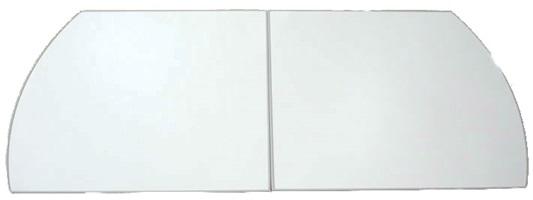 タカラスタンダード 組み合わせ式風呂フタ(2枚組) フロフタMVAH-16W 【品番:41003583】