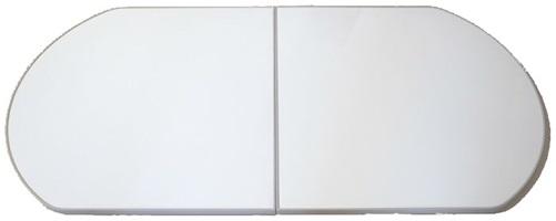 タカラスタンダード 組み合わせ式風呂フタ(2枚組) フロフタMVAH-16YT 【品番:41627705】