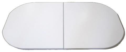 タカラスタンダード 組み合わせ式風呂フタ(2枚組) フロフタMDH-16YK 【品番:41627693】●