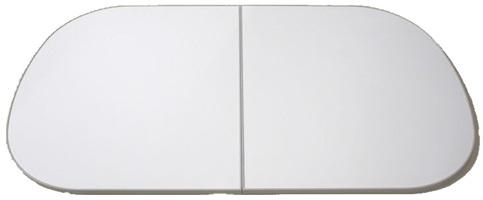 タカラスタンダード 組み合わせ式風呂フタ(2枚組) フロフタMVAH-20WST 【品番:41627706】●