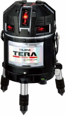 TJMデザイン(TAJIMA) TERAセンサー 矩十字・横全周/10m/IP 【品番:ML10-KJC】