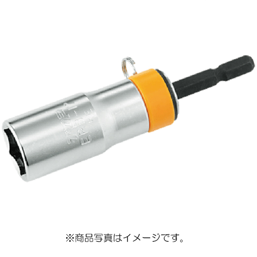 トップ工業 業界No.1 公式サイト 電動ドリル用 落下防止ソケット 品番:ERB-21 Hicatch