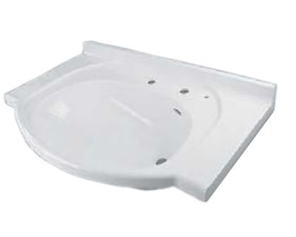 LIXIL(トステム) システムLSカウンター 洗髪ホワイト 【品番:QRB117B900】
