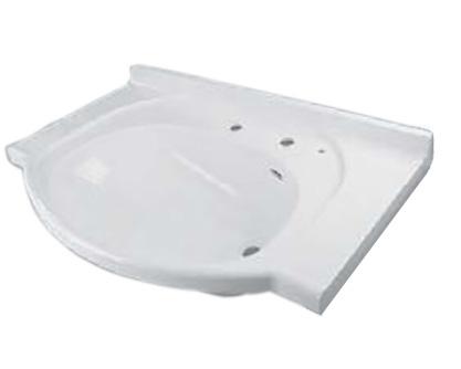 LIXIL(トステム) システムLSカウンター 洗髪ホワイト 【品番:QRB117B1000】