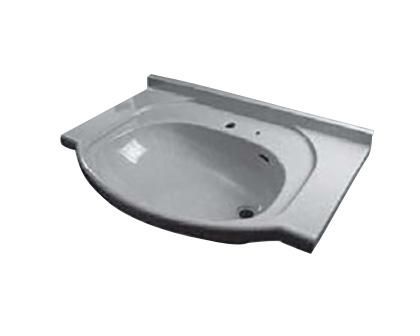 LIXIL(トステム) システムLSカウンター 洗面グレー 【品番:QRB118B90N】