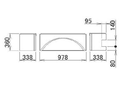 LIXIL(トステム) 浴槽エプロン16**(R) 【品番:RMFR301】