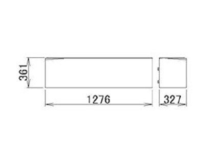LIXIL(トステム) 浴槽エプロン16**(R) 【品番:RSFK003】