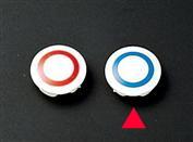 <セール&特集> メール便対応 通常便なら送料無料 TOTO 青インデックス 品番:TH495CR