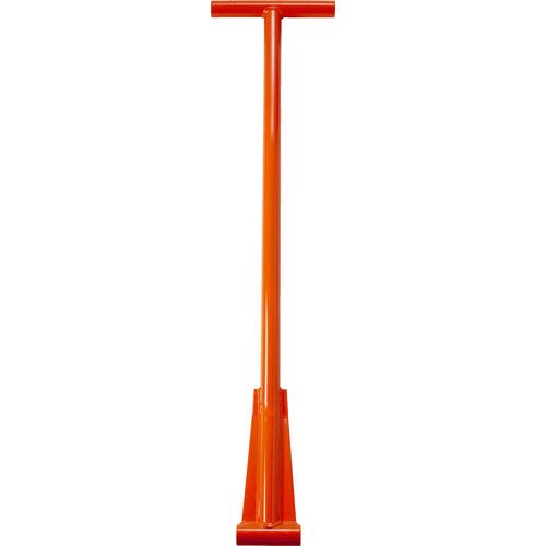 トラスコ中山(TRUSCO) オレンジローラー共通旋回用操作ハンドル 【品番:T-1000】