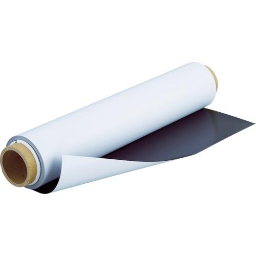 トラスコ中山(TRUSCO) カラーマグネットロール 0.4×620mm×10m 【品番:TCMR-04-60-10W】