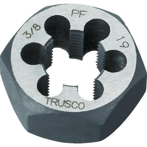 トラスコ中山(TRUSCO) 六角サラエナットダイス PF3/4-14 【品番:TD6-3/4PF14】