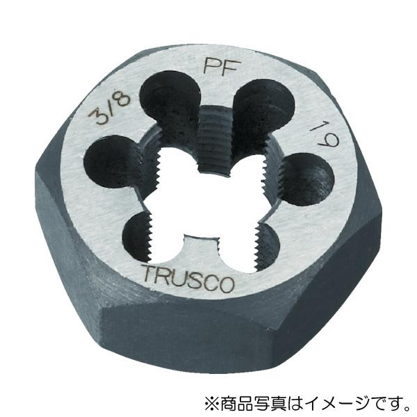 トラスコ中山(TRUSCO) 六角サラエナットダイス PF7/8-14 【品番:TD6-7/8PF14】