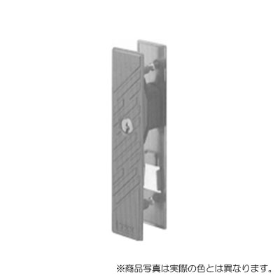 YKK AP 出群 召合せ 内外締り錠 外部シリンダー錠 超歓迎された 品番:YB HHJ0435 ブロンズ