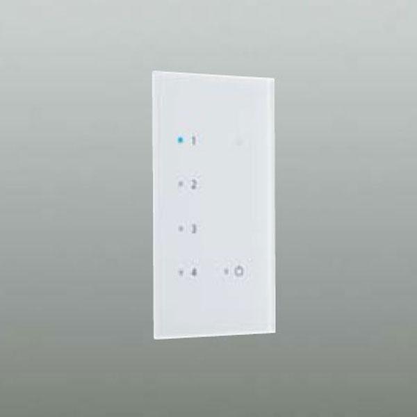 DP-37987 DAIKO レビューを書けば送料当店負担 機能部品 大光電機 リモコン受光付 訳あり品送料無料 4回路シーンコントローラー子器