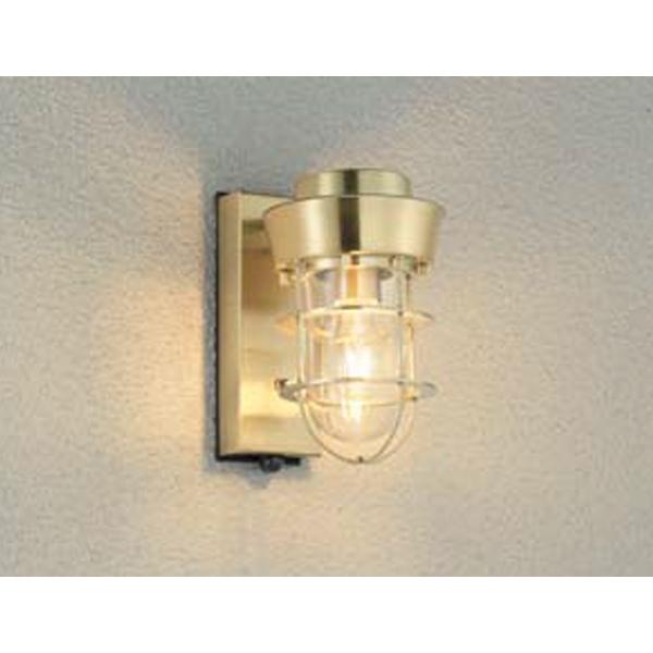 【DWP-40494Y】 DAIKO アウトドア ポーチ灯 キャンドル色 非調光 人感センサー ON/OFFタイプ 大光電機