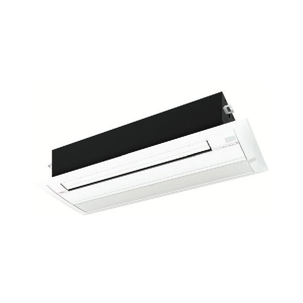 【SSU-RP361YH+SOA-RP361HJ】東芝 シングルパック 小能力天井カセット形 1方向吹出しタイプ 12畳 【TOSHIBA】/代引き不可品