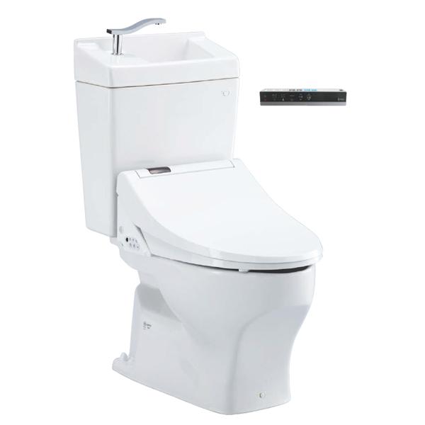 【SC8050-SGB+ST6015-1EK】ジャニス タンク式トイレ CoCoCleanα 便器・タンク ココクリンシリ-ズ 【janis】