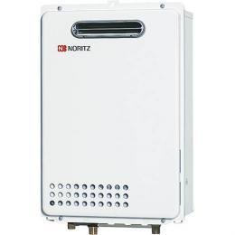 【GQ-1637WX】ノーリツ 16号ガス給湯器 給湯専用 屋外壁掛形(PS標準設置形) オート 【noritz】